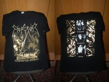 Emperor - IX Equilibrium T Shirt M NEW Borknagar Darkthrone Satyricon Mayhem