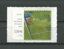 FRANCE 2007...YT n° 4080 MNH ** World Championship of Rugby (Lenticular Stamp)