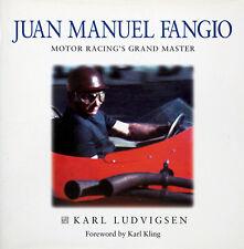 Juan Manuel Fangio Automovilismo Grand Master por Karl ludvigsen-Libro