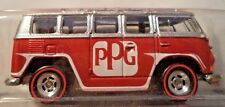 HOT WHEELS REAL RIDERS VOLKSWAGEN DELUXE PPG LOGO SLICK RIDES R3737 *NEW*