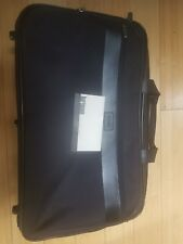 Hartmann Carry On ballistic nylon luggage-black