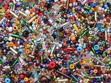 1/4 Lb Pound Bulk Miyuki Matsuno Czech Trade Bugle Rocaille E Seed Beads Mix Lot