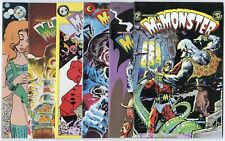 Mr. Monster #1 - 10, 1 - 8  31 issues total  avg. NM 9.4  Eclipse / DH  1985