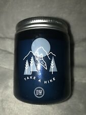 DW HOME SCENTED CANDLE WOODLAND MUSK 6.4OZ Jar - NEW AUTUMN