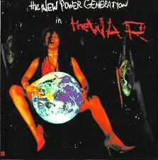 Prince –  The New Power Generation – The War - CD Single