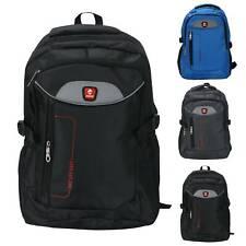 Mens Laptop School Backpack Rucksack Waterproof Travel Bag Xmas