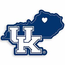 NCAA Kentucky Wildcats Home State Auto Car Window Vinyl Decal Sticker