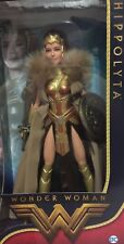 BARBIE COLLECTOR DOLL HIPPOLYTA MOTHER OF WONDER WOMAN DC BLACK LABEL FREE SHIP