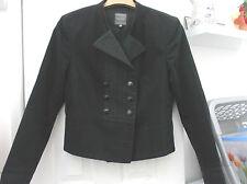 """mark aural"" ladies black size 12 jacket"