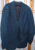 Escape From The Ordinary Men's XL 44 Norm Thompson Jacket Coat Denim