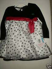 Bonnie Baby special occasion dress size 24 months NWT