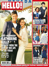 HELLO! MAGAZINE No 1292: 2 September 2013 (Katherine Kelly Weds/Harper Beckham)