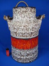 XXL 70´s design Jopeko Keramik floor vase / umbrella stand / Bodenvase / 40 cm