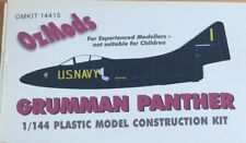 1/144 Cold War Fighter : Grumman F9F Panther  [USN] : OZMODS