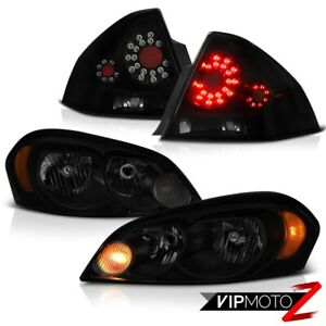 2006-2013 Chevy Impala SS Rear Brake Lamps Headlights SMD Factory Style Assembly