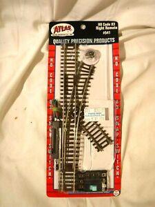 OO / HO Scale Atlas Model RailRoad Co Code 83 Right Remote # 541