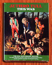 JETHRO TULL – THIS WAS    50th Anniversary edition  3CD + 1DVD  Set   SEALED