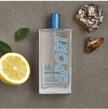 The Body Shop: White Musk®️{Sport}Eau De Toilette{100ml}{61260}