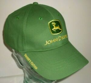 John Deere Owners Edition Authentic Quality Hat Nothing Runs Like A Deere, A1