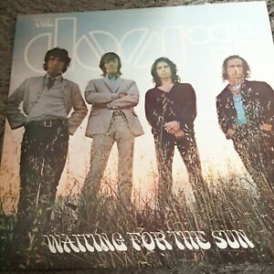 The Doors Waiting For The Sun Vinyl LP Record Album K42041