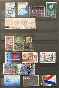 Netherlands: Complete sets ranging from, 1923-1993 Lot # 082112