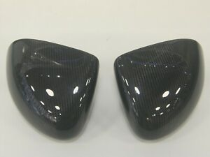 Carbon Fiber side mirror housing cover fit McLaren MP4-12C 720S 540C 570S 650S