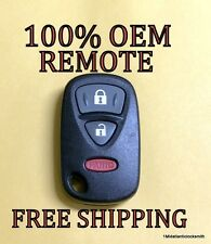 100% OEM ORIGINAL SUZUKI GRAND VITARA SX4 XL7 KEYLESS ENTRY REMOTE FOB KBRTS005