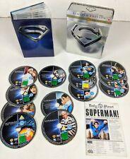 DC Superman 13-Disc Ultimate Collector's Edition DVD Box Set & Keepsake Case