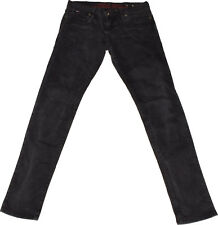Tommy Hilfiger Jeans  Nevada Super Slim  W30 L34  Stretch  Schwarz  Used Look