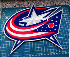 Columbus Blue Jackets  NHL Hockey Primary Team Logo Jersey Emblem Patch sew on
