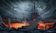 """Gate to the Underworld""  Ultra Pro Custom Playmat MTG"