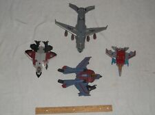 transformers airplane parts-lot of 4-2000-fair