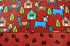 New listing Boston Terrier Dog House Pet Blanket Can Be Personalized Double Sided 28x22