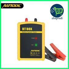 AUTOOL BT BOX Car Battery Tester Bluetooth 12V Automotive Charge Cranking Analyz