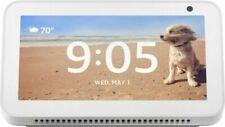 """Amazon B07HZJ64WD Echo Show 5 H23k37 5.5"""" Smart Display With Alexa - Sandstone"""