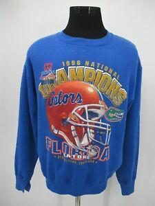 P2151 VTG 90's University Of Florida Gators 1996 Champions Sweatshirt