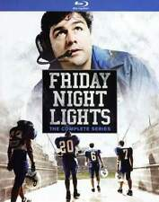 Friday Night Lights: The Complete Series (13 Disc) BLU-RAY NEW