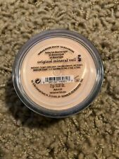 New ListingBare Escentuals Mineral Veil Bare Minerals Original Finishing Face Powder