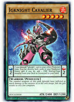 3x Igknight Cavalier - DOCS-EN030 - Common - 1st Edition DOCS - Dimension of Cha