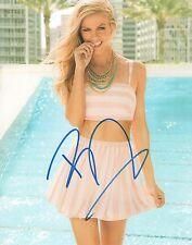 Brooklyn Decker In A Summer Dress SI Model Hand Signed 8x10 Photo w/COA BD