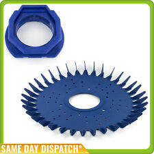Zodiac Baracuda Pool Cleaner Disc & Foot Pack- Barracuda Skirt/Mat/Seal- Generic