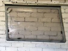 Late 80's Swift Caravan Offside Front Tapered Window - 915<1070mm x 635mm h