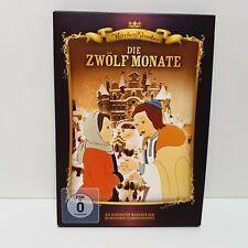 DVD - Die zwölf Monate ( digital überarbeitete Fassung ) MärchenKlassiker - TOP