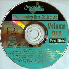 Chartbuster Karaoke - CB60216 CDG