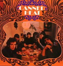 "CANNED HEAT ""S/T"" ORIG GER 1967 EX+/M-"