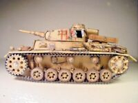 Pz.Kpfw.III Ausf.G  scale 1/16  FULL INTERIOR  model kit  (2575 parts !!!)  NEW