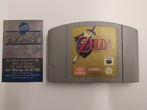 N64 The Legend of Zelda Ocarina of Time Loose HNK