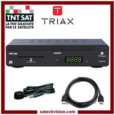 Triax THR9910 HDMI  50 Hz 18W Récepteur HD (305141)