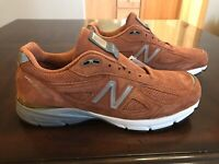 New Balance 990V4 Burnt Orange M990JP4 Sneaker Shoes Size US 12 D