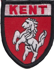 Kent Drapeau Patch Brodé